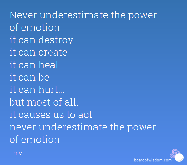 the power of emotion - photo #16