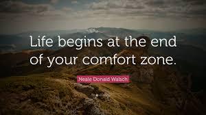comfort zone 2