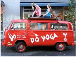 yoga van