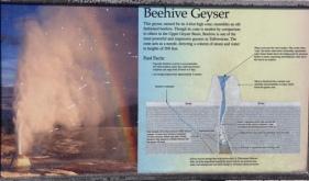 Beehive Geyser 3