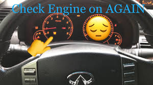 check engine again