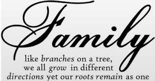 family saying