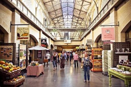 SF 4 - Embarcadero market