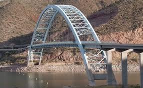 Roosevelt Lake 3 - the bridge